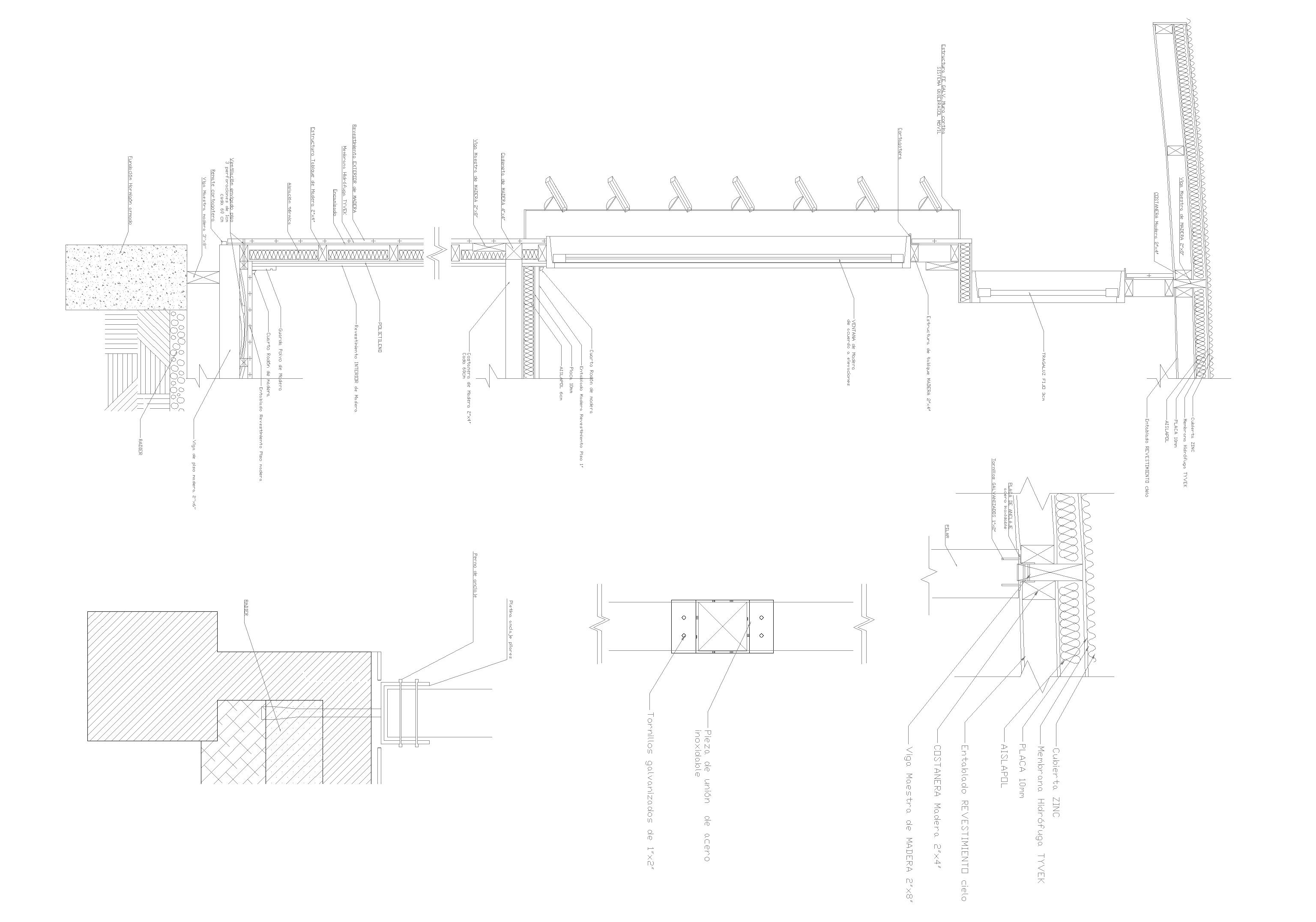 Escantillón de Madera