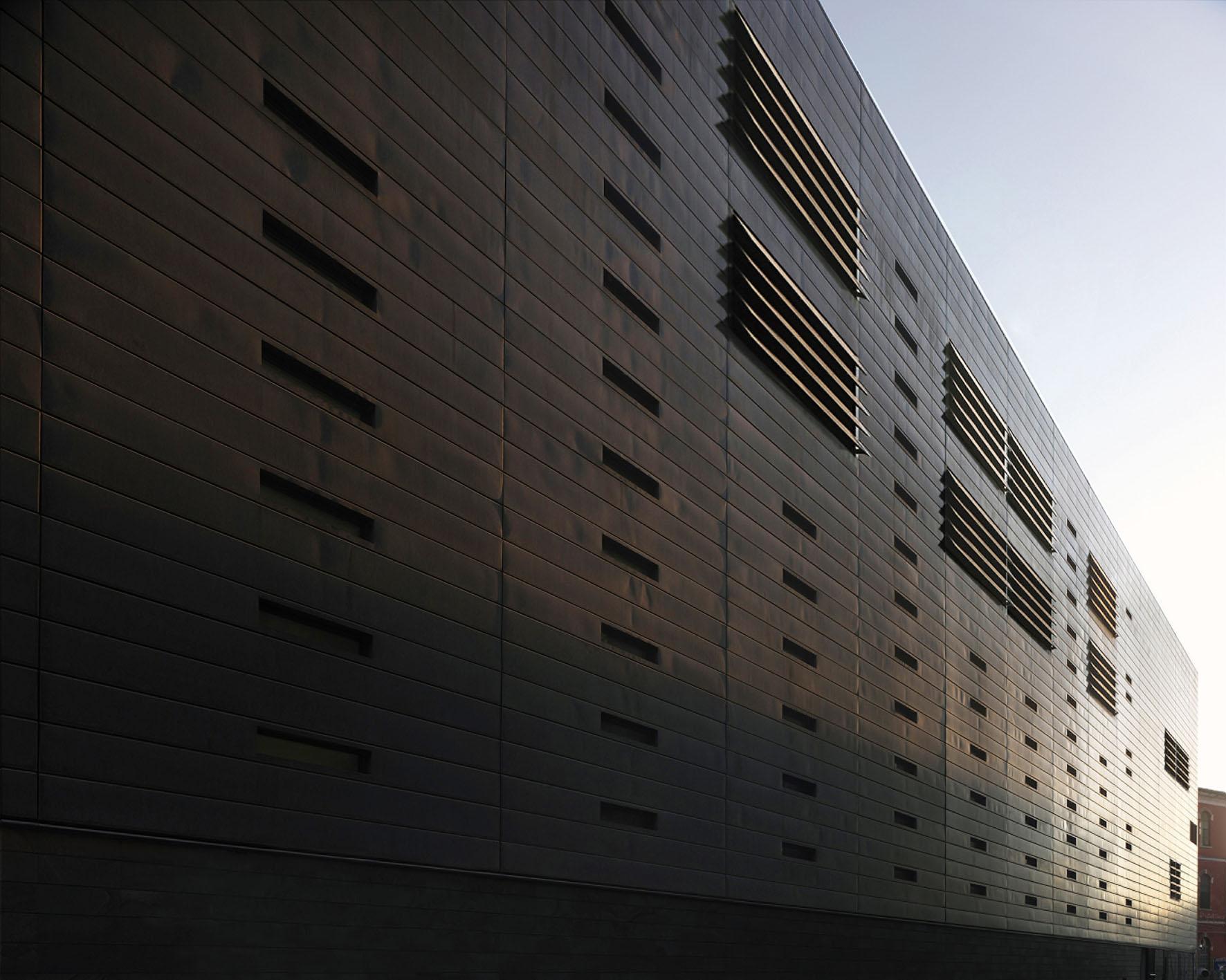 Planos de Sede del Tribunal de Justicia / C + S Architects