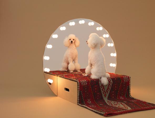 Casa para perros de Konstantin Grcic