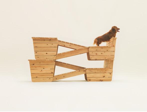 Casa para perros Atelier Bow-Wow