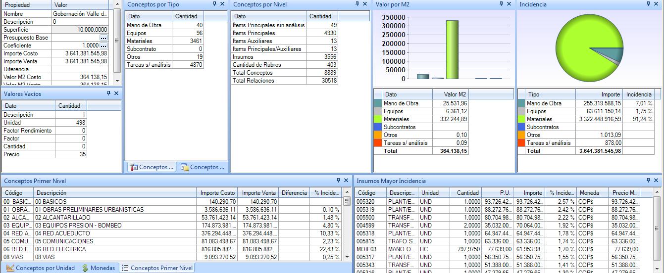 Quercusoft Presupuestos 64 bits (Gratis)