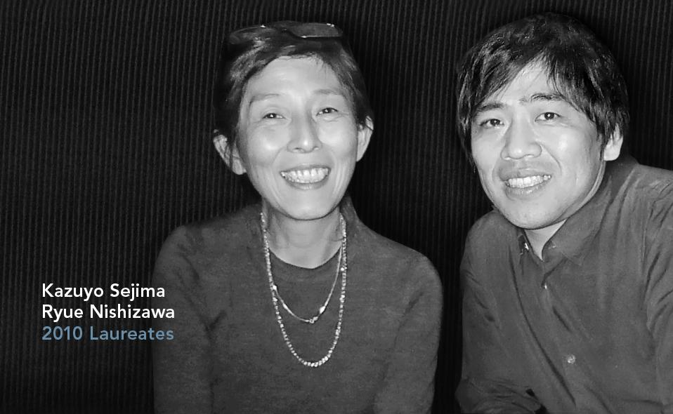 Video de la Ceremonia Premio Pritzker 2010 Ganadores: Kazuyo Sejima y Ryue Nishizawa
