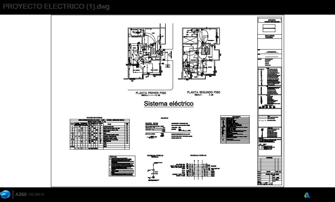 Instalacion electrica casa habitacion autocad cryptorich for Plano instalacion electrica