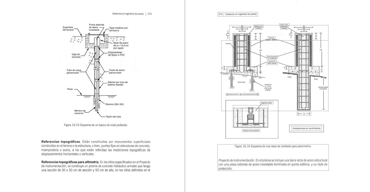Geotécnia en ingeniería de presas
