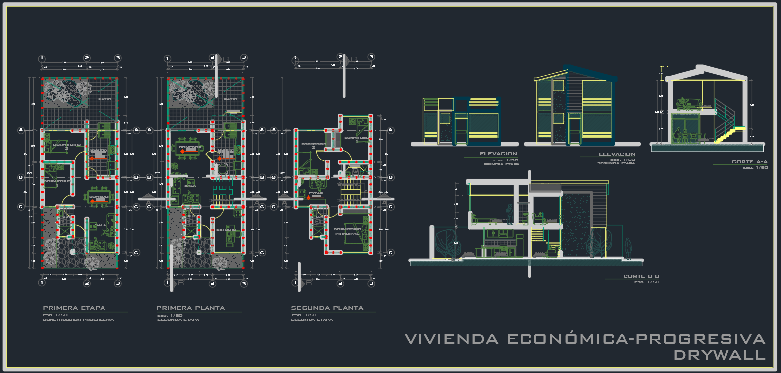 Planos arquitectonicos de casas for Planos arquitectonicos de casas gratis