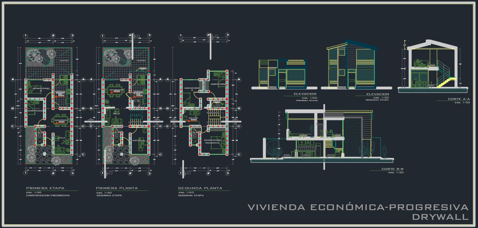 Vivienda Drywall