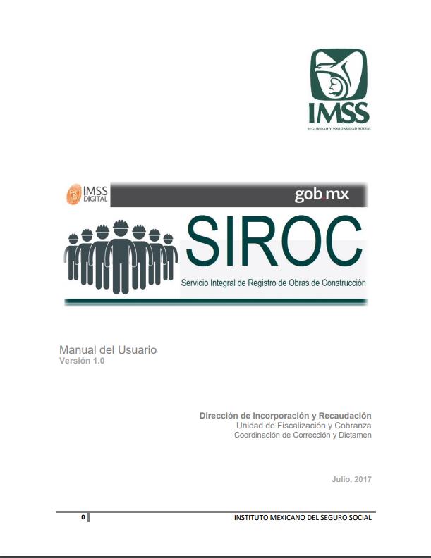 Manual de Usuario SIROC