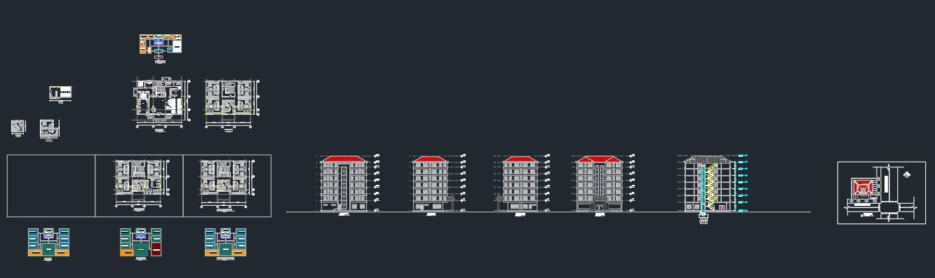 Hotel de 5 niveles