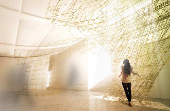 El pabellón de Australia, nuevas prácticas de la arquitectura australiana