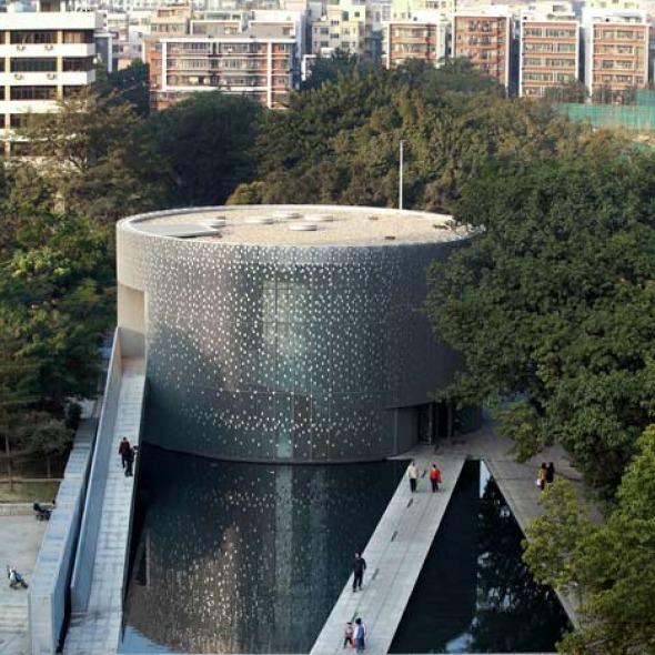 Un edificio que devuelve el romanticismo al matrimonio