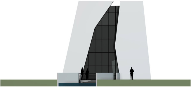 Arquitectura que entrega energía