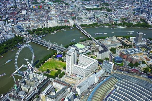 UNESCO pide detener la construcción de rascacielos en barrio de Londres