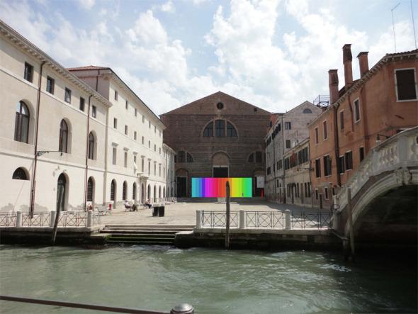 Pabellón de México en la Bienal de Venecia