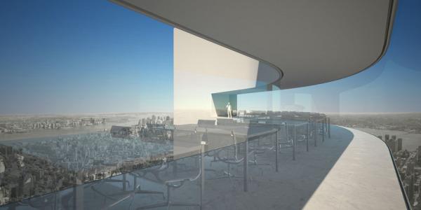 Edificio que aglutina energía eólica, geotérmica, fotovoltaica y  solar térmica