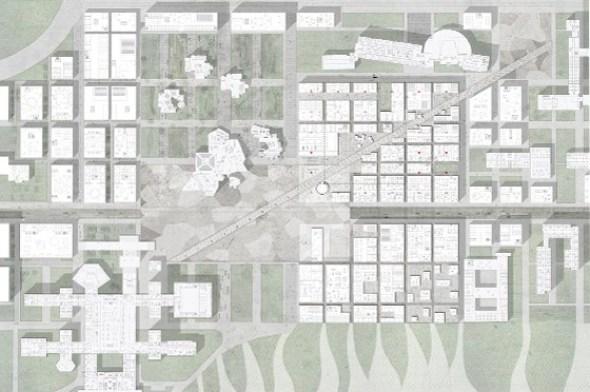 """OMA diseñará una """"ciudad laboratorio"""