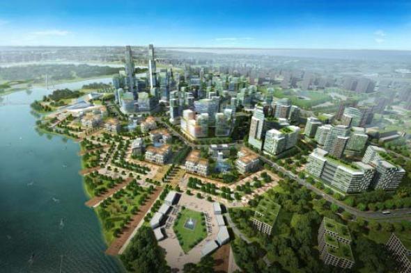 China, la meca mundial de la arquitectura