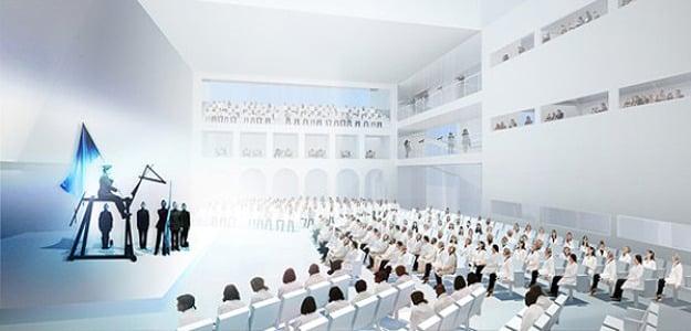 OMA diseña el primer centro de Performance del mundo