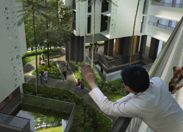 Ahora también edificios prefabricados