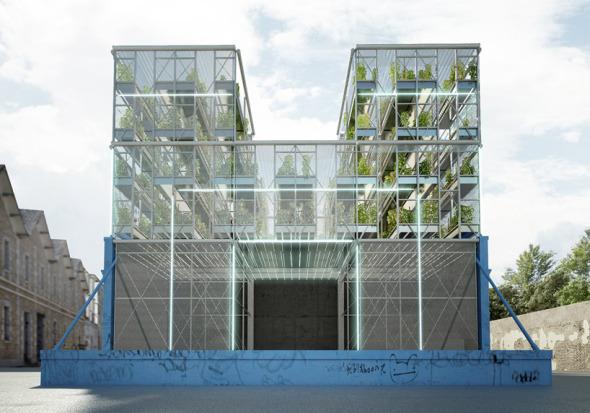 Naturaleza y cultura en un solo edificio