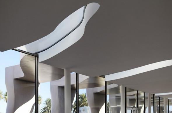 Edificio permeable