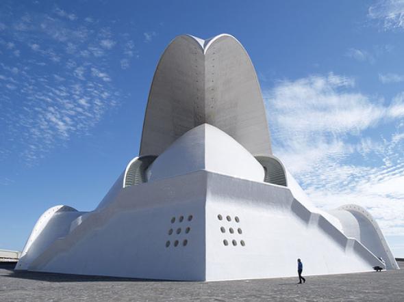 Santiago Calatrava arranca de España