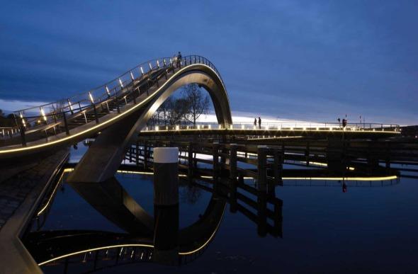 El Puente como hito urbano