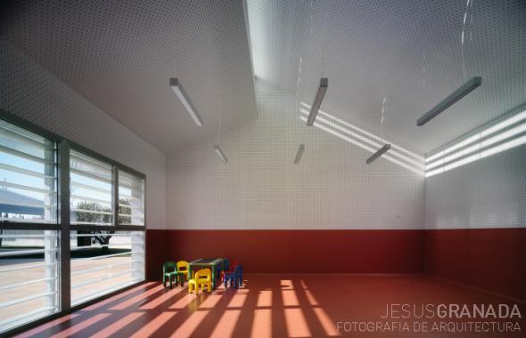 Una arquitectura que estimula los sentidos