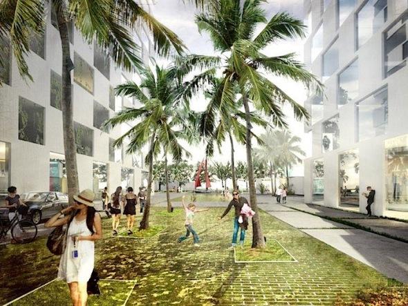Big transforma el paseo marítimo de Fort Lauderdale, en Florida