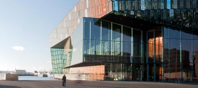 Auditorio y Centro de Congresos de Reikiavik
