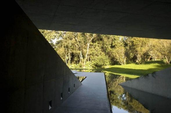 Concepto arquitectónico inusual
