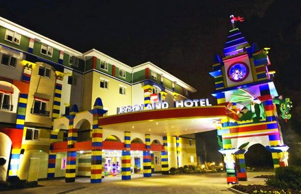 En abril se inaugura el primer Hotel LEGO