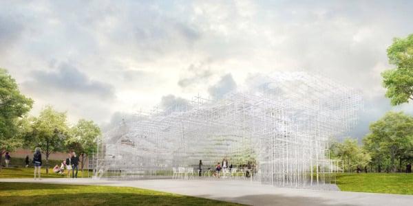 Sou Fujimoto diseñará el Pabellón de la Serpentine Gallery 2013