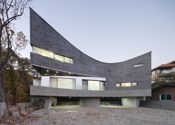 La casa curva