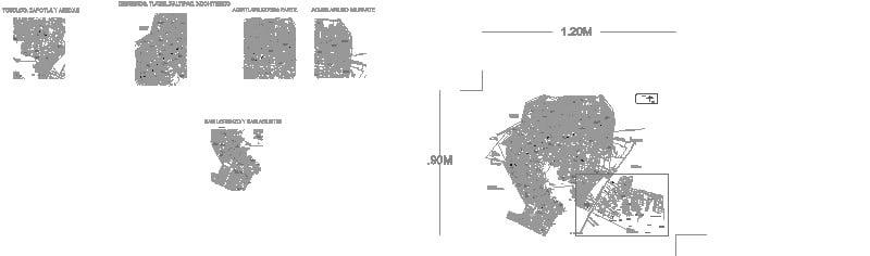 plano chimalhuacan