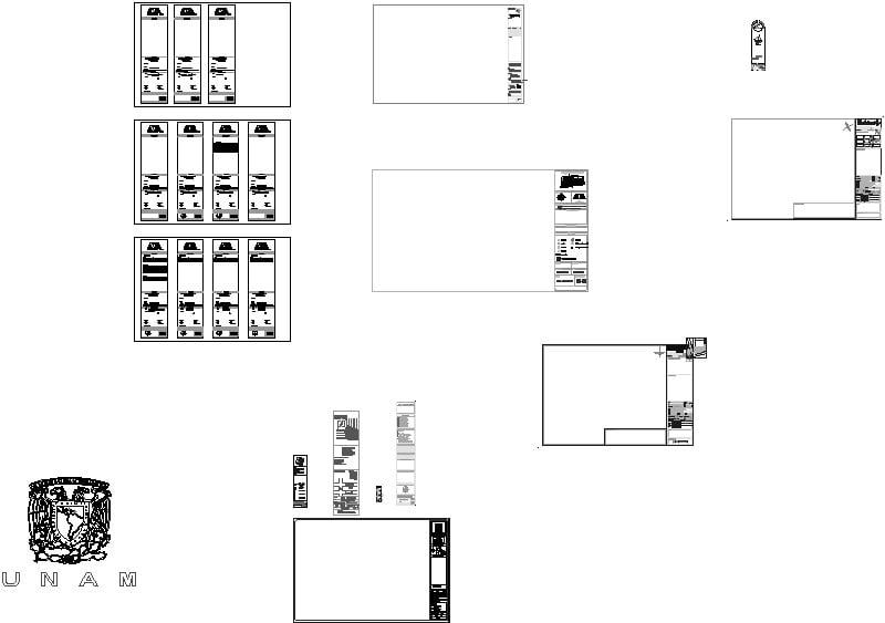 Catálogo de distintos modelos de Pie de plano
