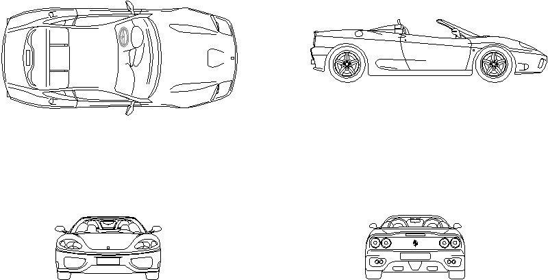 Ferrari dynamic block