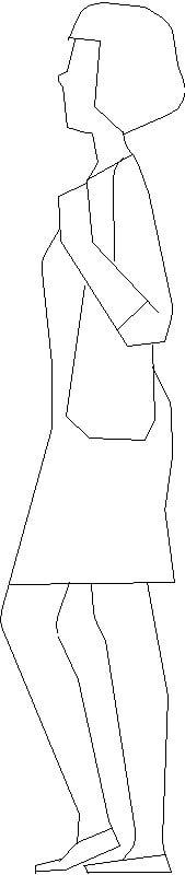 bloque figura humana