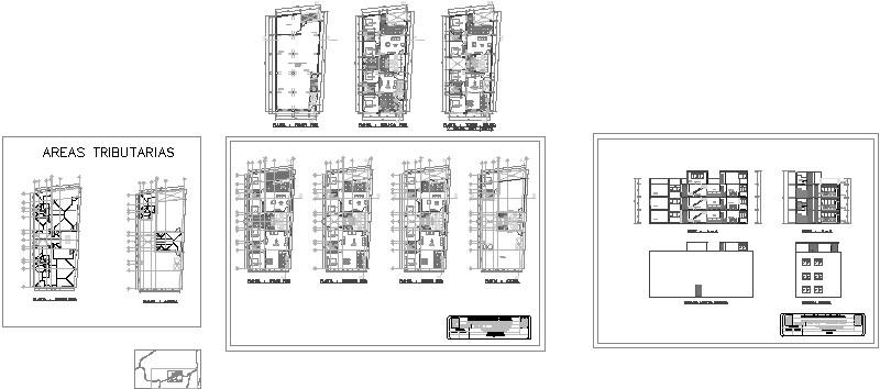 Multifamiliar de 4 pisos