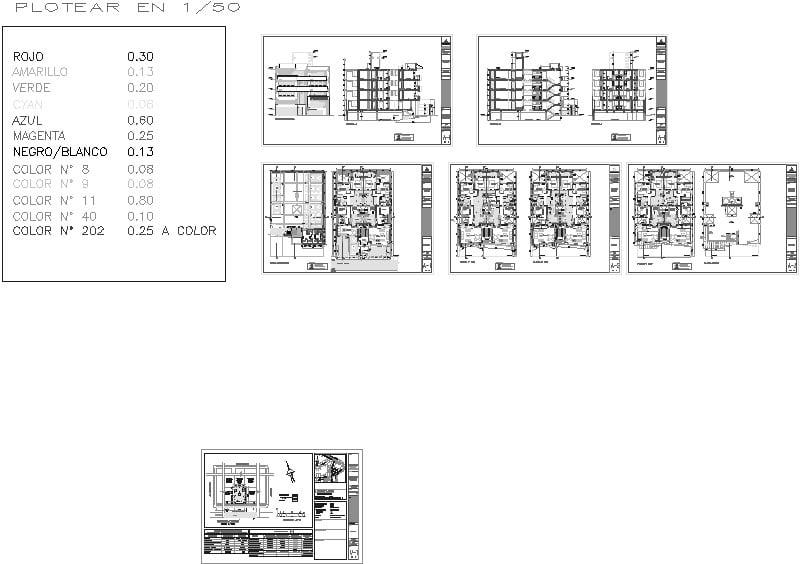 plano completo de casa