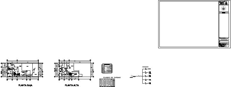 propuesta  de instalación de casa habitacion