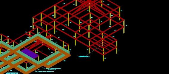 Isometrico Estructural