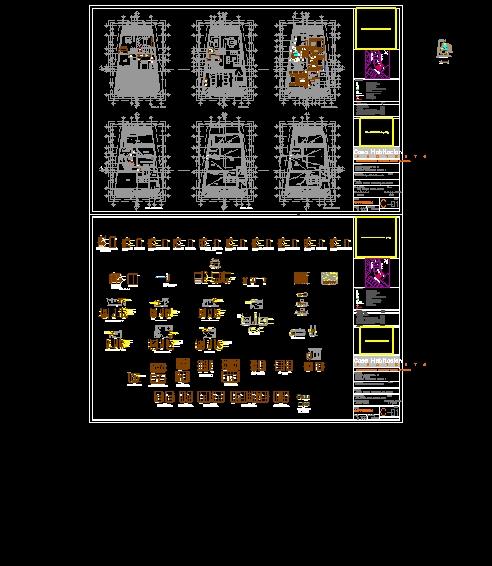 planos completos de carpinteria