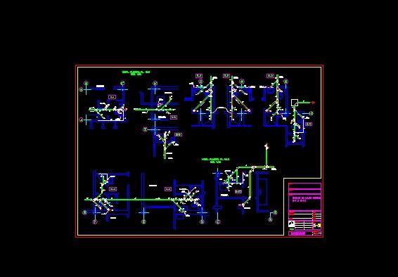 Descarga gratis conexiones tuberia pvc planos y bloques - Tuberia para instalacion electrica ...