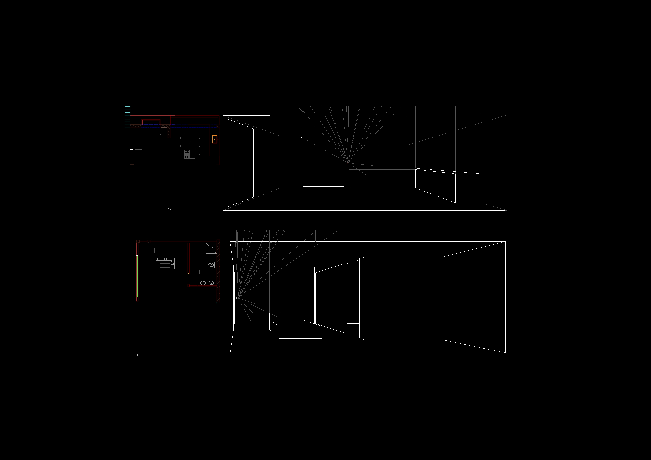 Descarga gratis perspectiva de casa moderna planos y for Casa moderna autocad