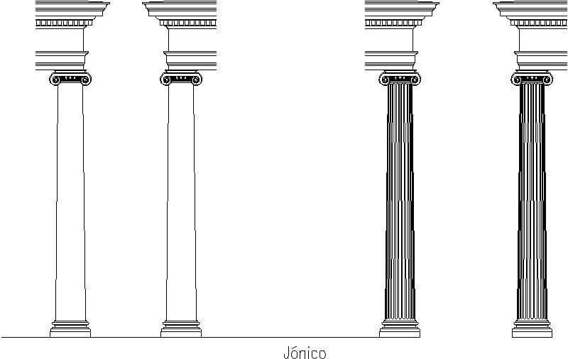 Columna Jonica