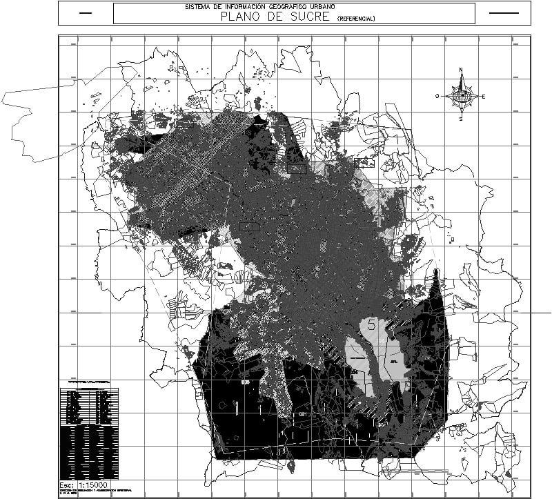 plano catastral sucre 2015