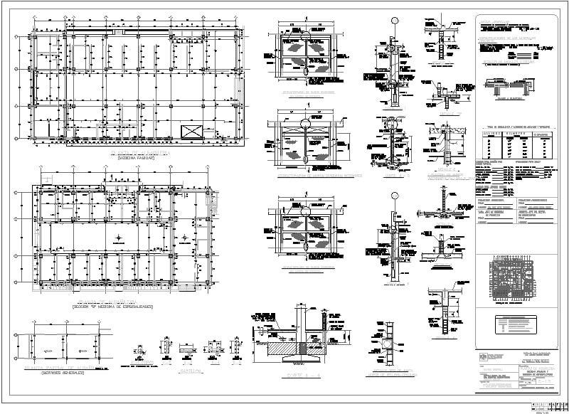 Plano de Albañileria Clinica