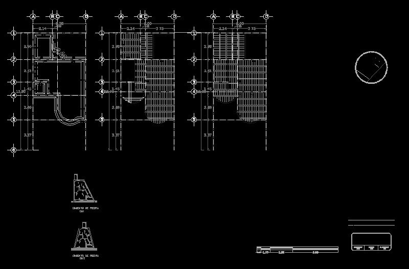 Casa diseño infonavit una planta
