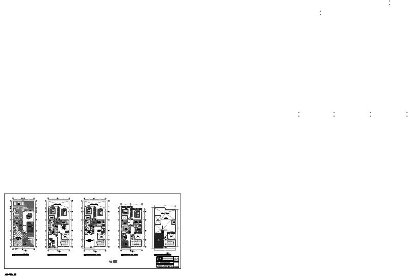 Arquitectura Edificio Bifamiliar
