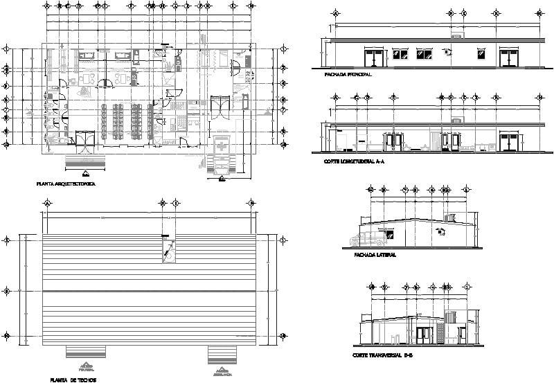 Arquitectonico clinica